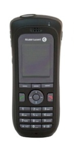 Alcatel-Lucent OmniTouch 8128 WLAN Telefon